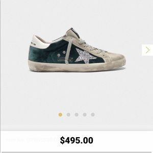 BRAND NEW - Golden Goose Superstars Size 36